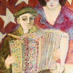 N° 18 Kiki et l'accordéoniste