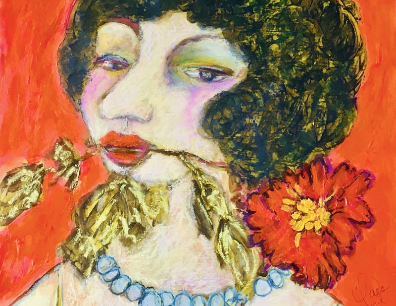 N° 6 La reine de Montparnasse
