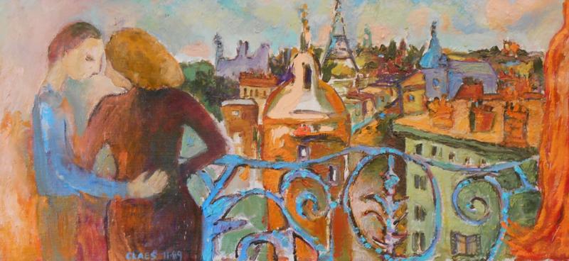 Amants à la Bastille