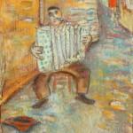 L'accordéoniste de rue