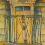 Balcon à Céret II
