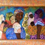 Camp de refugiés au Cameroun