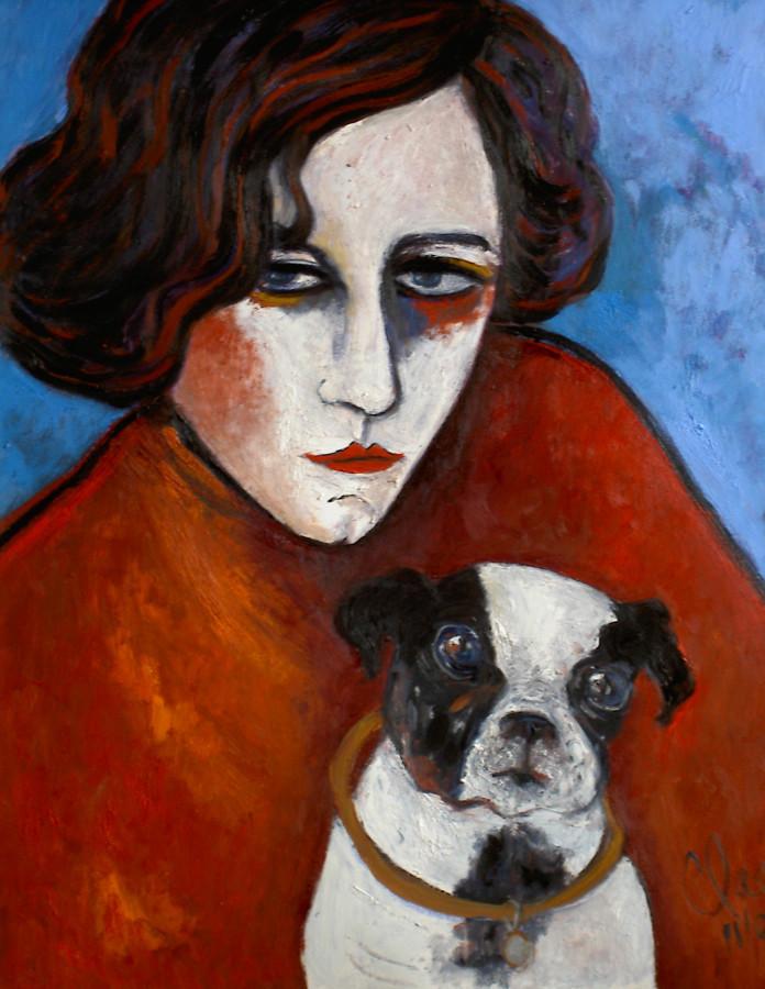 Colette et Sans Souci