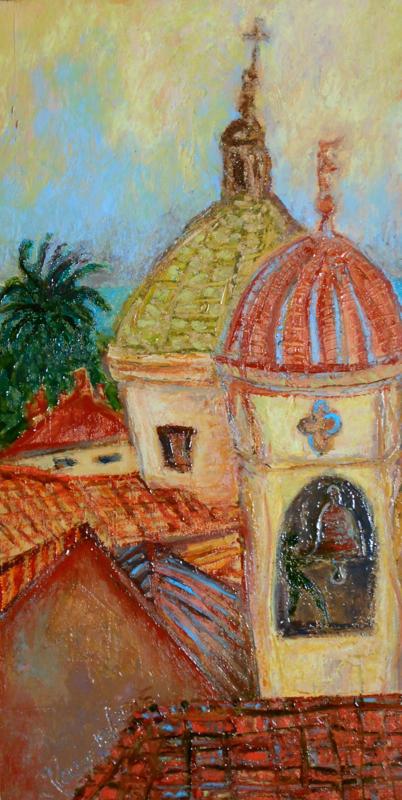 Dubrovnik, les coupoles