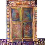 Fenêtre à Palerme