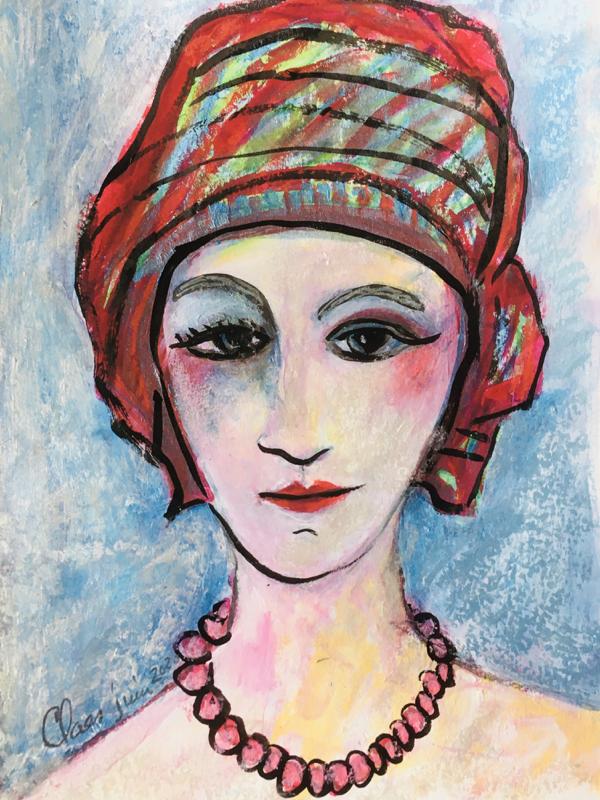 Genica au turban