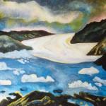 Glacier Hoffellsjökull