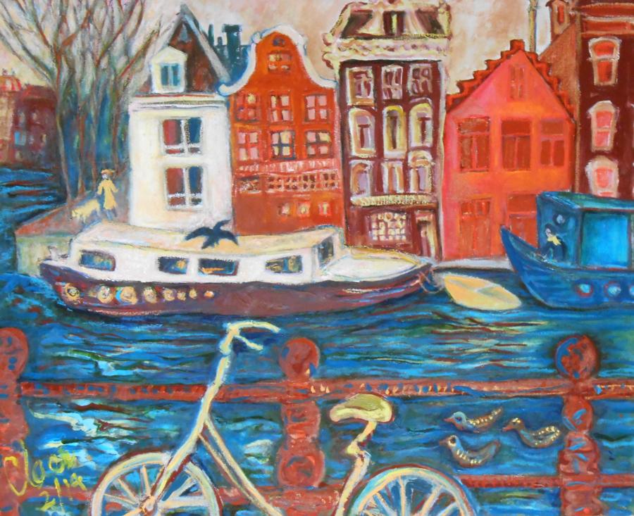 L'Amstel à Amsterdam