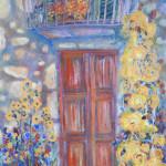 La Chartreuse : porte et fenêtre
