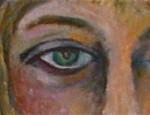 Les yeux de l'artiste