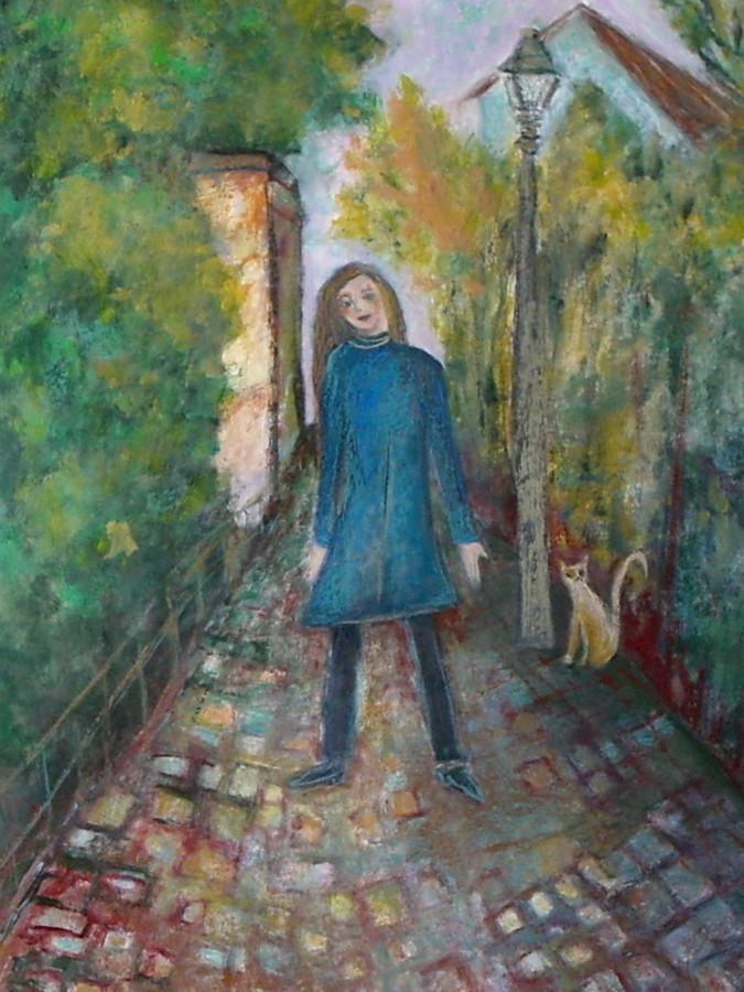 Marie-Jeanne au quartier Mouzaïa