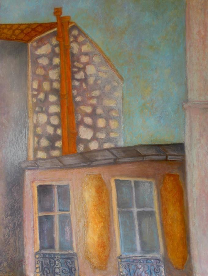 Petite maison dans le XIVè