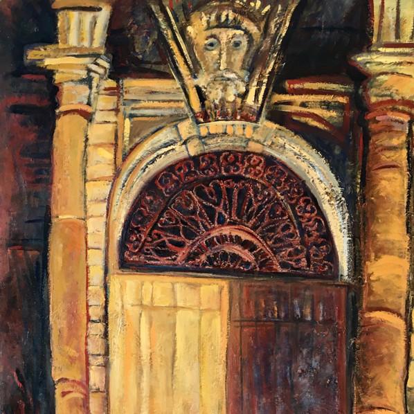 Porte, place de la Honte, Palerme