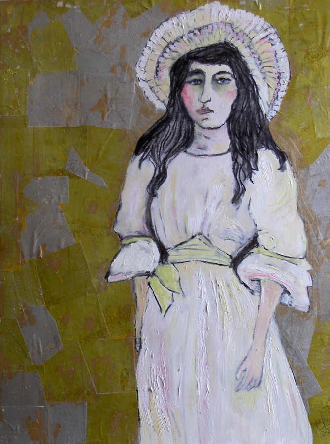 Portrait de Julie Manet