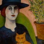 Portrait de Suzanne Valadon