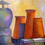 Pots de cheminée, rue Leriche