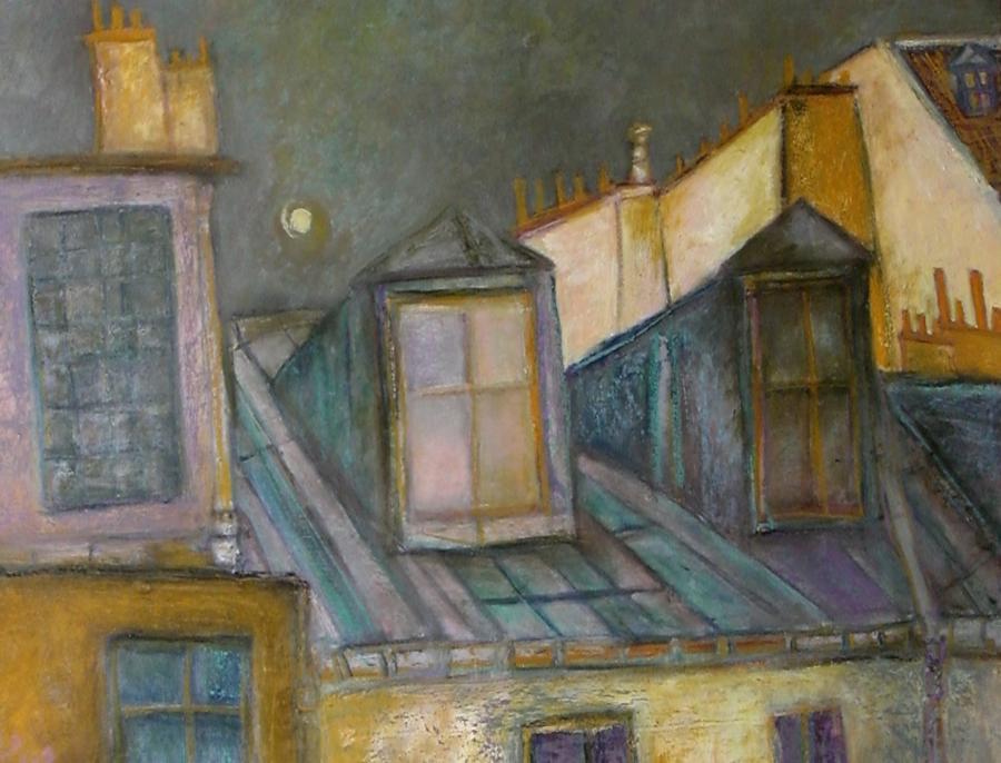 Soir rue Dauphine