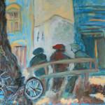 Trois compères en Provence