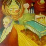 Vincent au café